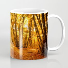 Forest Warmth of Mead Dreams Coffee Mug
