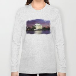 Jefferson Sunset Long Sleeve T-shirt