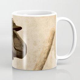 Baseball Velociraptor Coffee Mug