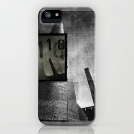As cannons pointed at the sky iPhone Case