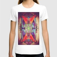 mandala T-shirts featuring Mandala by Aaron Carberry