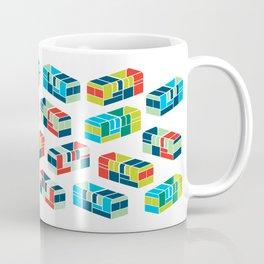 Chicken Bus - 2 Coffee Mug