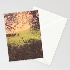 Hypnotic Fields  Stationery Cards