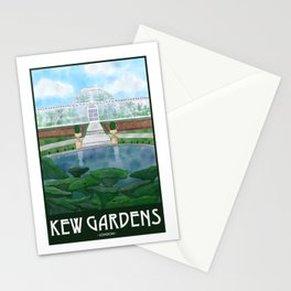 Kew Gardens - London Stationery Cards