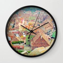 Transylvania I Wall Clock
