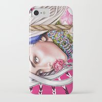 artrave iPhone & iPod Cases featuring artRAVE by Denda Reloaded