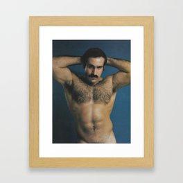 !BRUNO! Framed Art Print