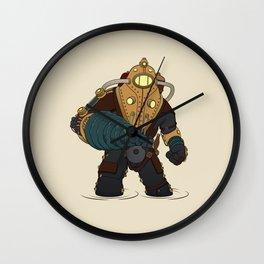 Subject Delta Wall Clock