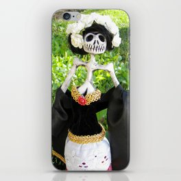 Day of the Dead: Frida la Pintora iPhone Skin