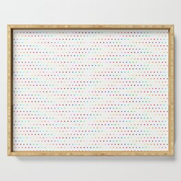 Dots Serving Tray