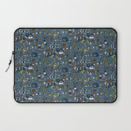 Teeny Tiny Galaxy Laptop Sleeve