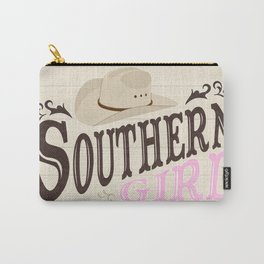 Southern Girl Carry-All Pouch