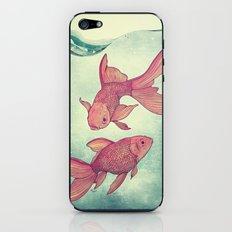 Goldfishes iPhone & iPod Skin