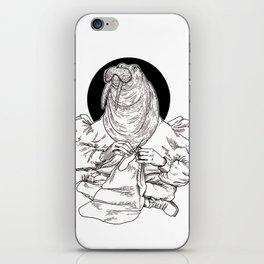 Walrus iPhone Skin