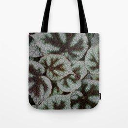 Leaf textures Tote Bag