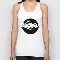 arsenal Tank Tops featuring The Arsenal by MatthewIsles