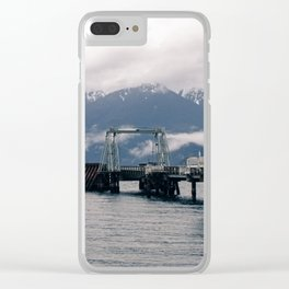 The Docks Clear iPhone Case