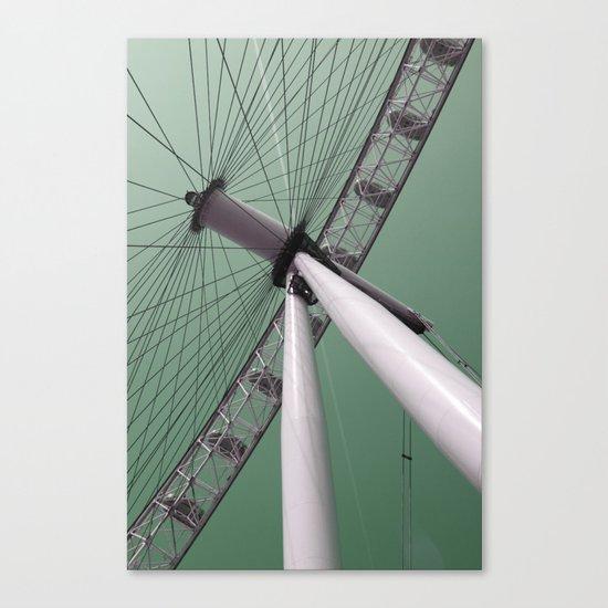 london eye 02 Canvas Print