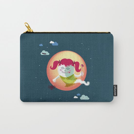 Lunetta Carry-All Pouch