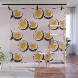 Passion Fruit maracuya Wall Mural