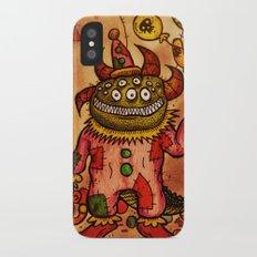 Circus Freak  Slim Case iPhone X