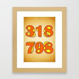 Grabovoi 318798 Framed Art Print