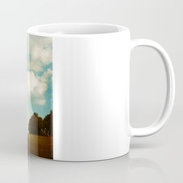 the road goes ever on Coffee Mug