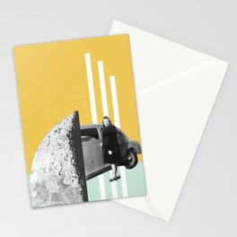 Riding In Cars Stationery Cards