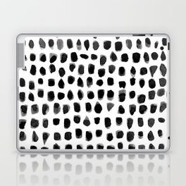 Watercolor Dots Laptop & iPad Skin