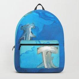 hello hammerheads Backpack