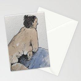 Tara - life drawing Stationery Cards