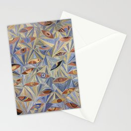 quiet observers Stationery Cards