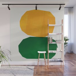 Abstraction_STONES Wall Mural