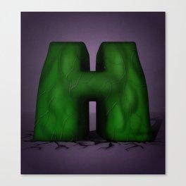 Superbet 'H' Canvas Print