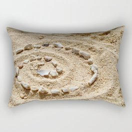 Heart of Te Fiti Rectangular Pillow