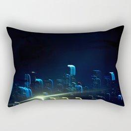 Final Views from 6th Street Rectangular Pillow