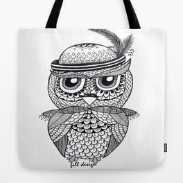 Coco the Owl Tote Bag