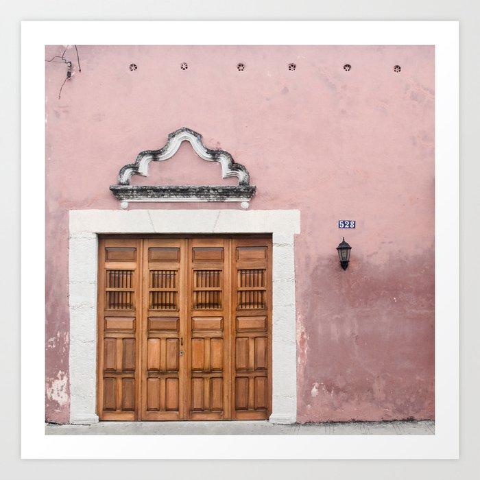 The Doors of Merida XXXXII Kunstdrucke