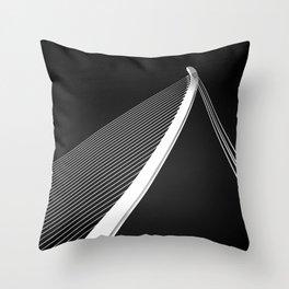 City of Arts and Sciences IV | CALATRAVA | architect  Throw Pillow