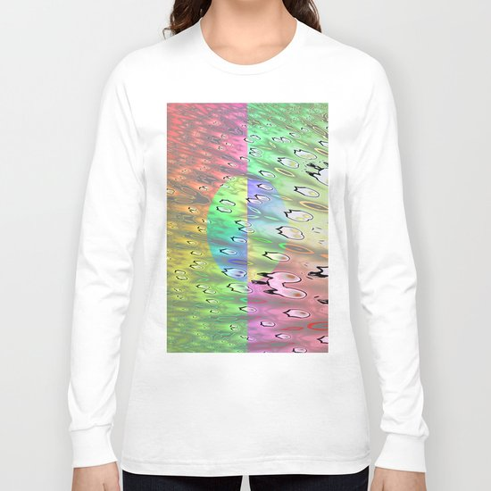 firebodies with blue eyes II Long Sleeve T-shirt