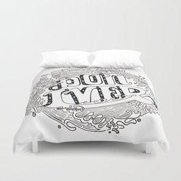 Bon Iver  Duvet Cover