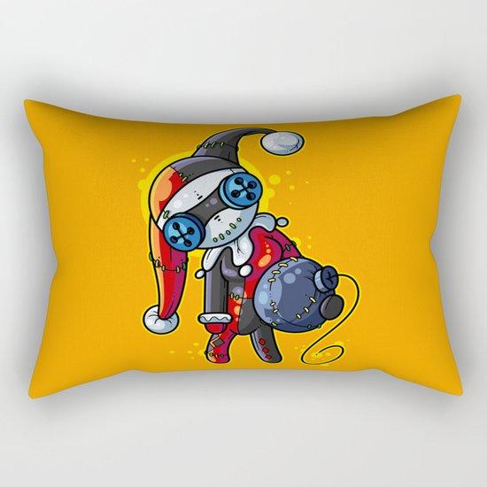 Harley Doll Rectangular Pillow