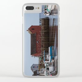 Motif #1 Day Clear iPhone Case