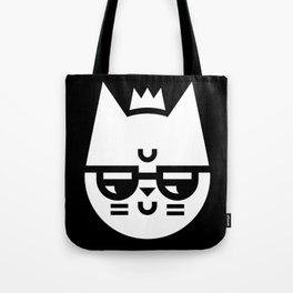 Cynical Cat Tote Bag