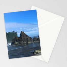 Morning At Ruby Beach Stationery Cards