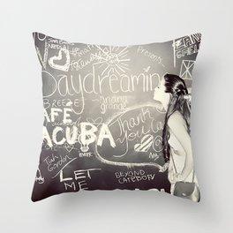 Day Dreamin' Throw Pillow