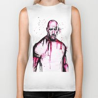 inspiration Biker Tanks featuring Inspiration by Beau Singer