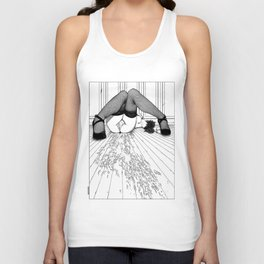 asc 632 - L'archipel du plaisir (Liquid joy II) Unisex Tank Top