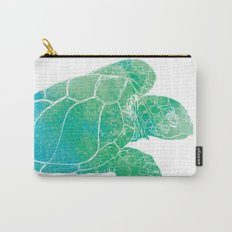 Sea Turtle II Carry-All Pouch