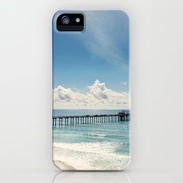 In The Moment iPhone Case